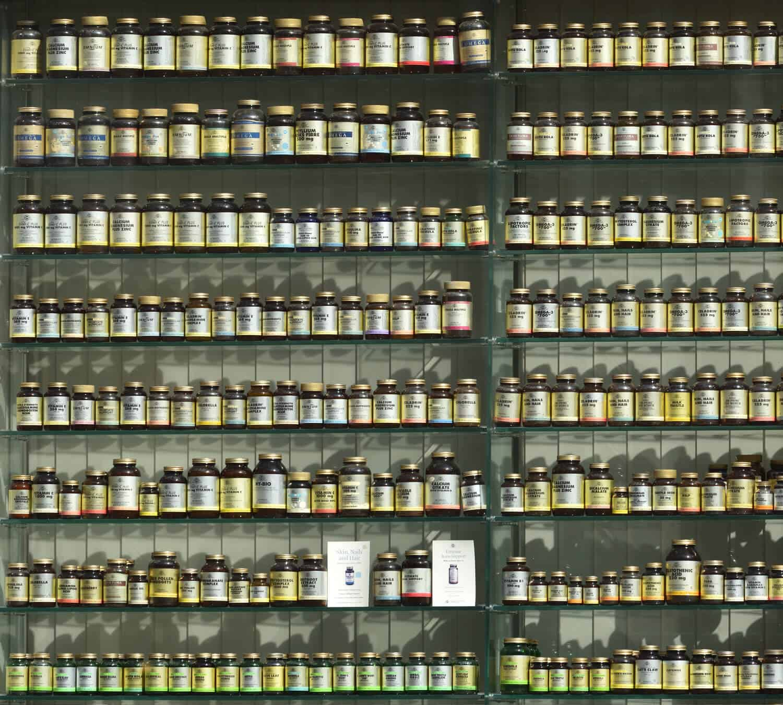 VitaKinetics Versus Over The Counter Multi-Vitamin