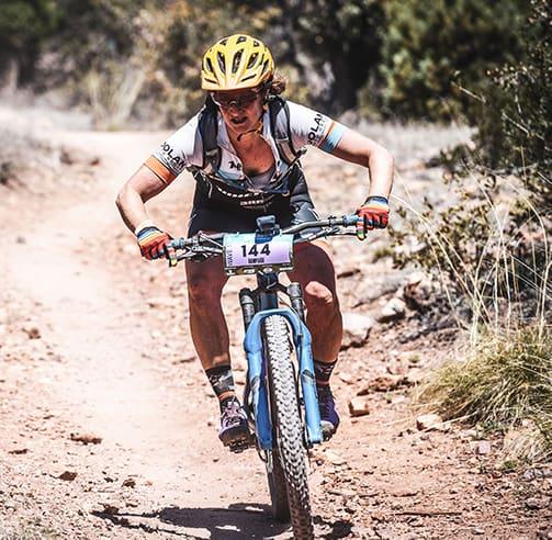 Paige – Cyclist