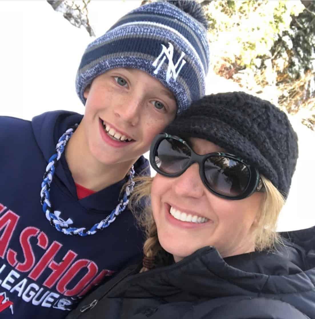 Kim – Baseball Mom