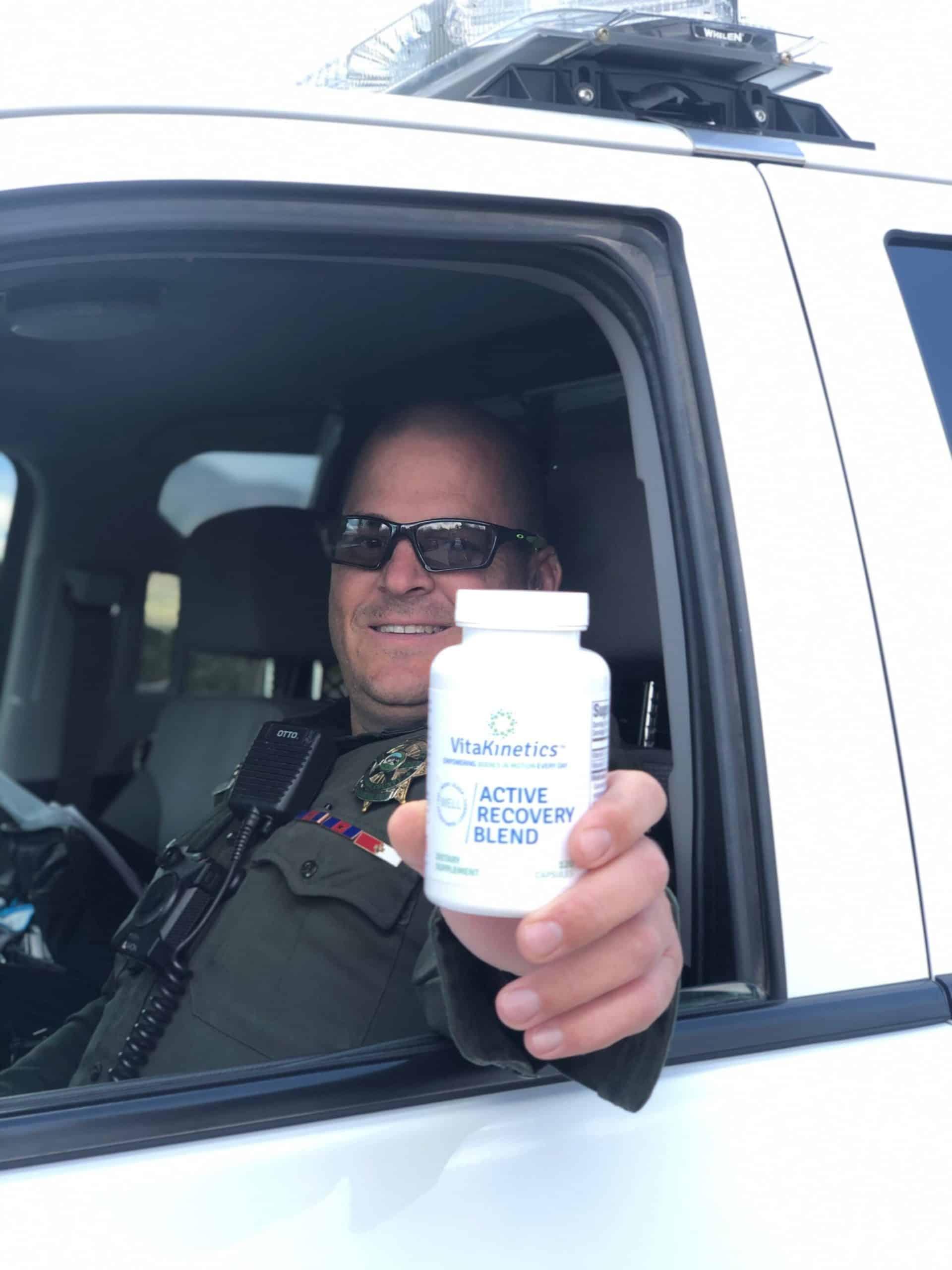 Deputy Jeff M – Frontlines Immune Support