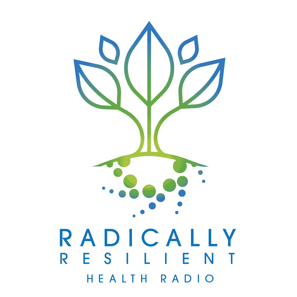 Radically Resilient Podcast Logo